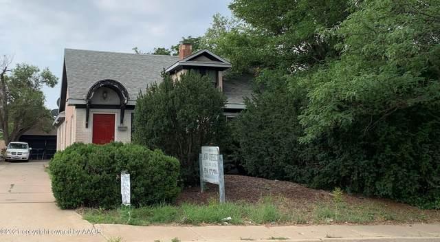 1211 10TH Ave, Amarillo, TX 79101 (#21-4699) :: Lyons Realty