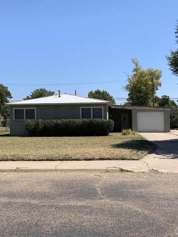 1009 Bernice St, Spearman, TX 79081 (#21-47) :: Elite Real Estate Group