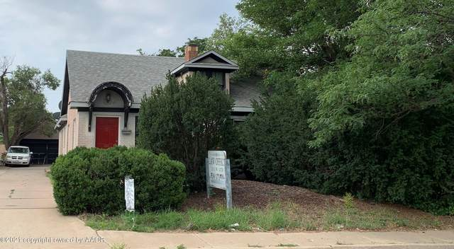 1211 10TH Ave, Amarillo, TX 79101 (#21-4700) :: Lyons Realty