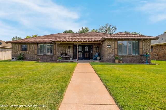 4024 Pinehurst Dr, Amarillo, TX 79109 (#21-4703) :: Live Simply Real Estate Group