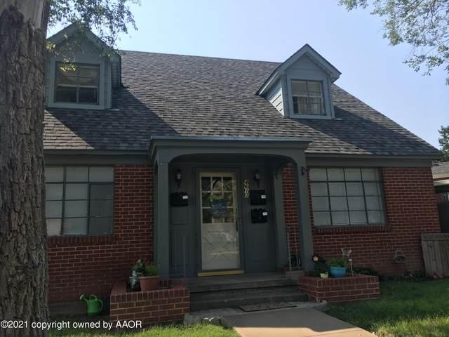 4617 Bushland Blvd, Amarillo, TX 79106 (#21-4705) :: Lyons Realty