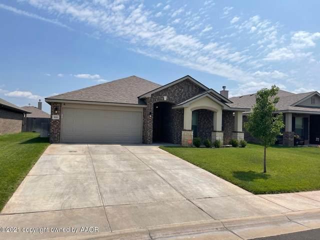 9511 Rockwood Dr, Amarillo, TX 79118 (#21-4709) :: Lyons Realty