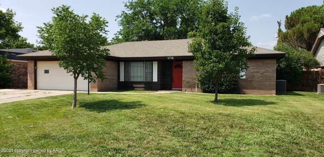 5718 49TH Ave, Amarillo, TX 79109 (#21-4711) :: RE/MAX Town and Country