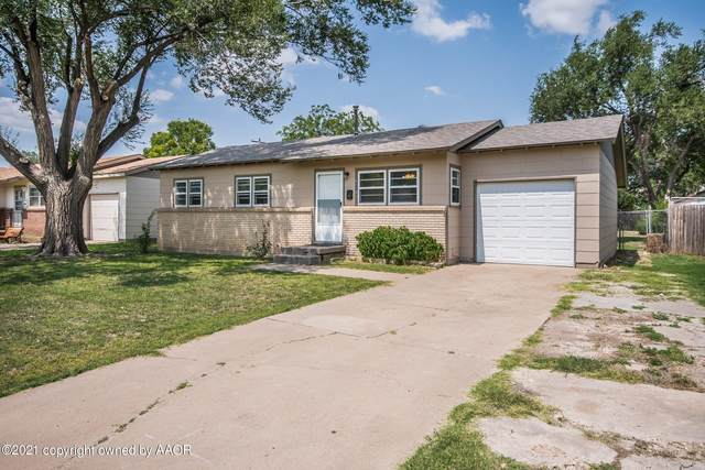 5020 Crockett St, Amarillo, TX 79110 (#21-4712) :: RE/MAX Town and Country
