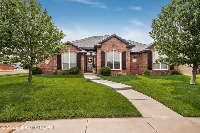 8301 Barstow Dr, Amarillo, TX 79119 (#21-4717) :: Lyons Realty