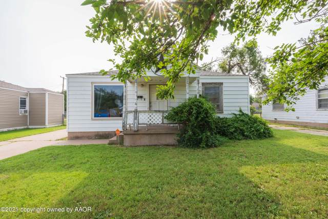1943 S Highland St, Amarillo, TX 79103 (#21-4718) :: RE/MAX Town and Country