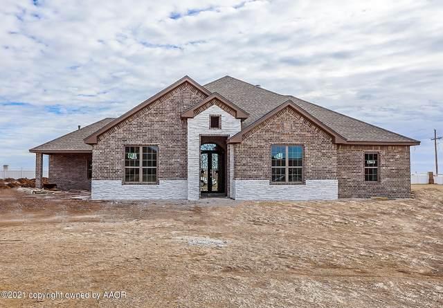 9051 Bridle Trails Dr, Amarillo, TX 79119 (#21-472) :: Elite Real Estate Group