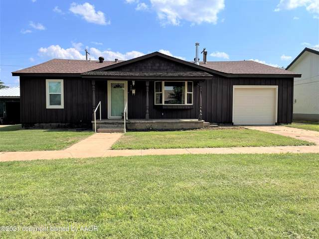 426 Second St, Shamrock, TX 79079 (#21-4722) :: Elite Real Estate Group
