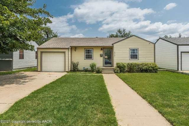 4315 Bowie St, Amarillo, TX 79110 (#21-4727) :: Meraki Real Estate Group
