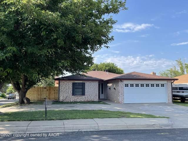 2901 Salem Dr, Amarillo, TX 79110 (#21-4728) :: Meraki Real Estate Group