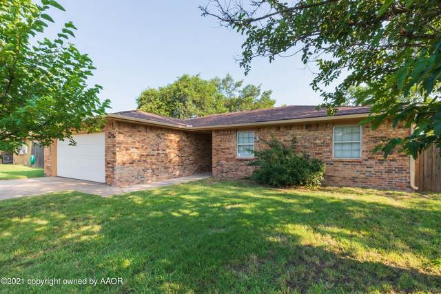 5018 Hillside Rd, Amarillo, TX 79109 (#21-4732) :: RE/MAX Town and Country