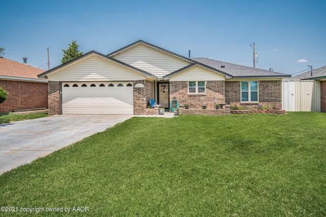 5812 Fordham Dr, Amarillo, TX 79109 (#21-4733) :: Keller Williams Realty