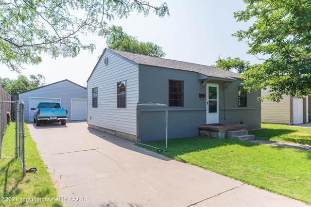4313 Bowie St, Amarillo, TX 79110 (#21-4738) :: Meraki Real Estate Group