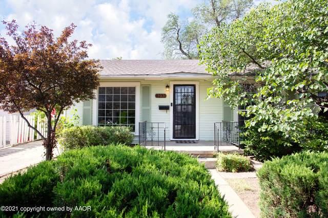 4233 9TH Ave, Amarillo, TX 79106 (#21-4739) :: Keller Williams Realty