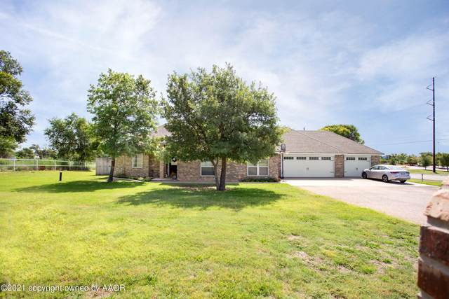 200 Turkey Track Trl, Amarillo, TX 79015 (#21-4747) :: RE/MAX Town and Country