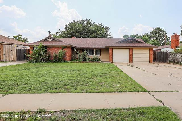 4616 Cherokee Trl, Amarillo, TX 79109 (#21-4748) :: RE/MAX Town and Country