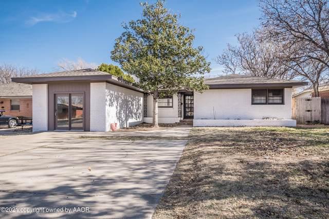 3617 Lynette Dr, Amarillo, TX 79109 (#21-475) :: Keller Williams Realty