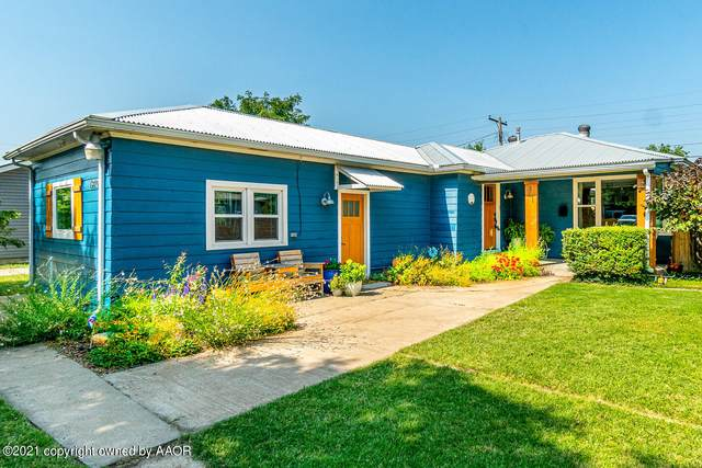 1910 Fannin St, Amarillo, TX 79109 (#21-4754) :: RE/MAX Town and Country