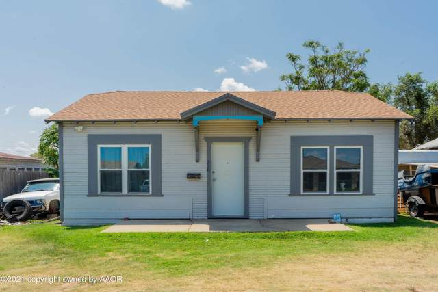 320 23RD Ave, Amarillo, TX 79109 (#21-4759) :: Live Simply Real Estate Group
