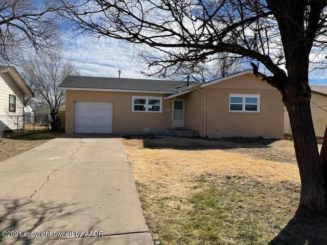 1618 Currie Ln, Amarillo, TX 79107 (#21-476) :: Keller Williams Realty