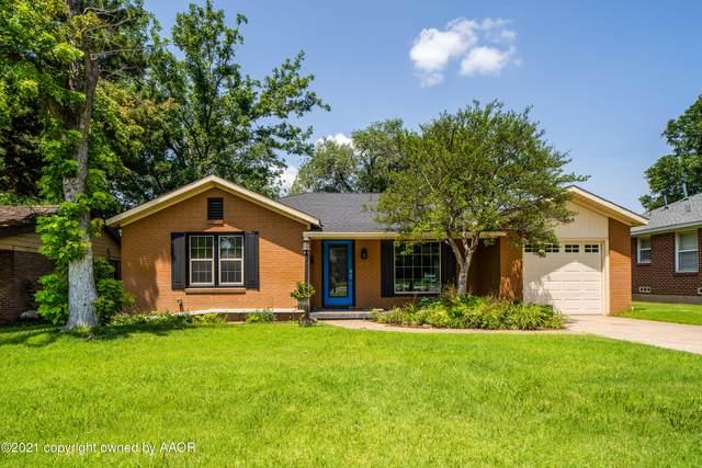 2026 Crockett St, Amarillo, TX 79109 (#21-4767) :: Keller Williams Realty
