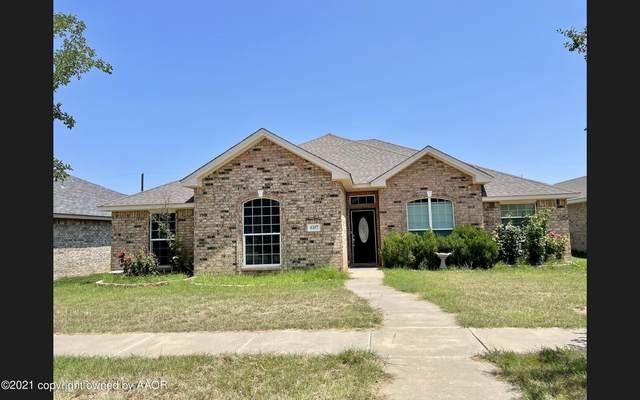 4317 Williams St, Amarillo, TX 79118 (#21-4770) :: Keller Williams Realty