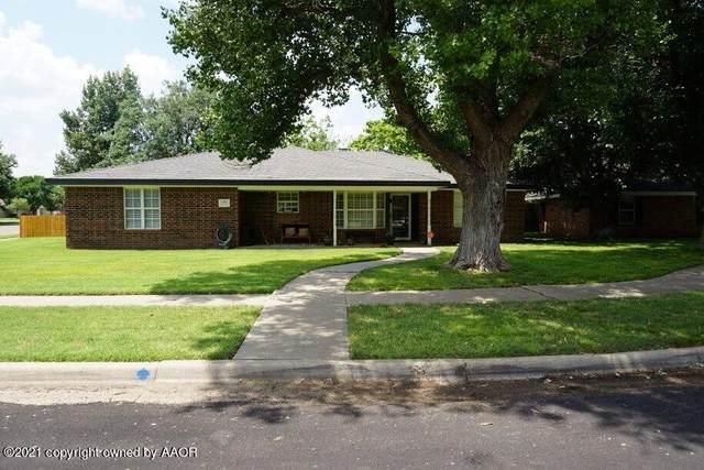 6301 Anton Pl., Amarillo, TX 79109 (#21-4771) :: Lyons Realty