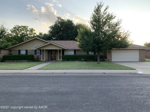 1108 Linn Dr, Spearman, TX 79081 (#21-4774) :: Live Simply Real Estate Group