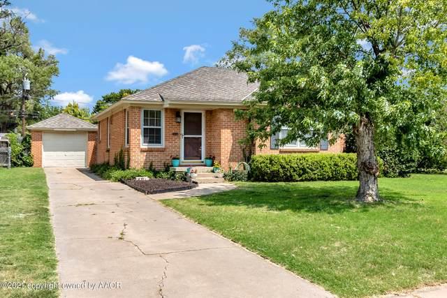 1011 Bryan St, Amarillo, TX 79102 (#21-4782) :: Lyons Realty