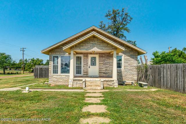 501 Martin Ave, Groom, TX 79039 (#21-4794) :: Live Simply Real Estate Group