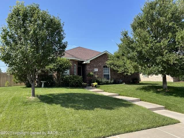 1407 Timothy Ln, Amarillo, TX 79118 (#21-4796) :: Keller Williams Realty