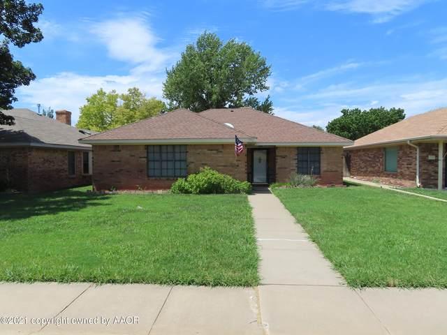 5902 Oakman Dr, Amarillo, TX 79109 (#21-4798) :: Keller Williams Realty