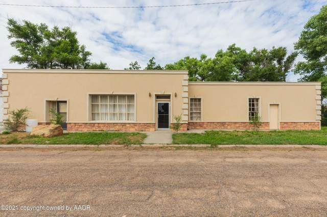 124 Osage, Pampa, TX 79065 (#21-4799) :: Keller Williams Realty