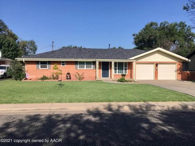 3408 Austin St, Amarillo, TX 79109 (#21-4802) :: Keller Williams Realty