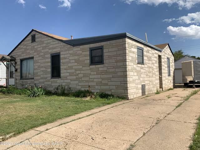1405 Jennings St, Borger, TX 79007 (#21-4803) :: Keller Williams Realty