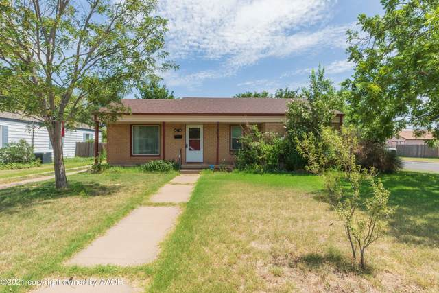 3817 Hughes St, Amarillo, TX 79110 (#21-4807) :: RE/MAX Town and Country