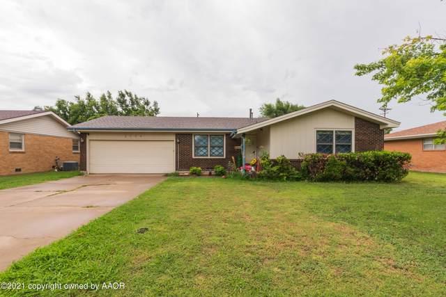 2506 Mary Ellen St., Pampa, TX 79065 (#21-4808) :: Keller Williams Realty