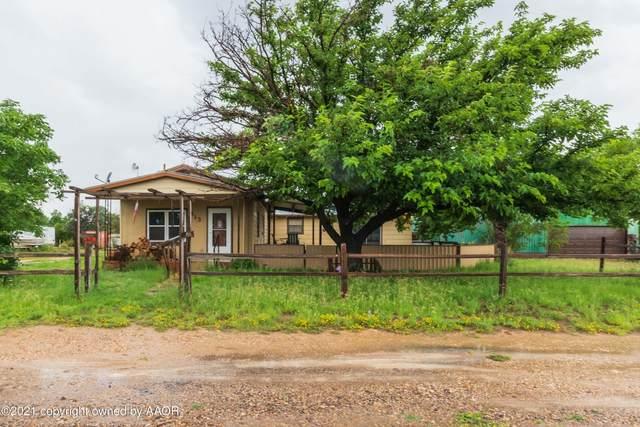 813 Main, Lefors, TX 79054 (#21-4809) :: Keller Williams Realty
