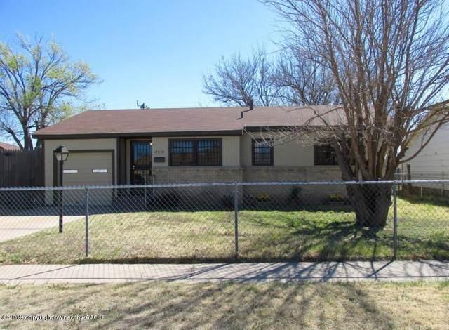 2818 Palm St, Amarillo, TX 79107 (#21-4819) :: Lyons Realty