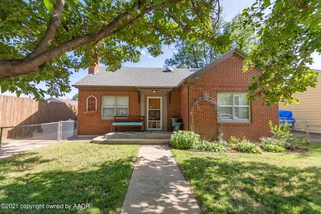 1203 20th Ave, Amarillo, TX 79109 (#21-4820) :: Lyons Realty