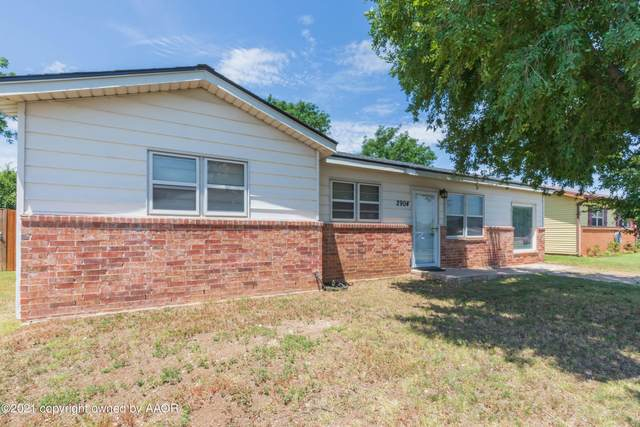 2904 Grand St, Amarillo, TX 79103 (#21-4822) :: RE/MAX Town and Country