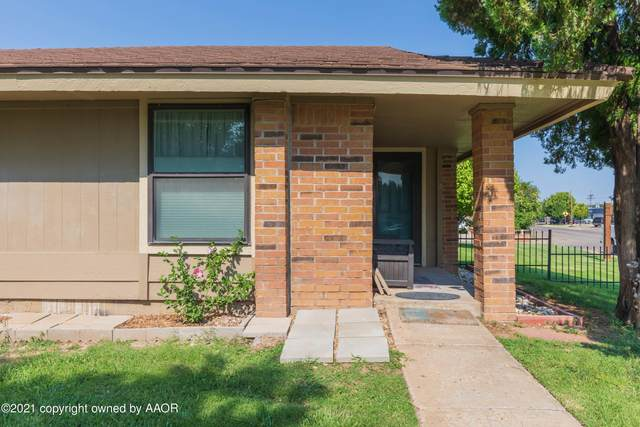 3000 Fleetwood D-16 Dr, Amarillo, TX 79109 (#21-4824) :: RE/MAX Town and Country