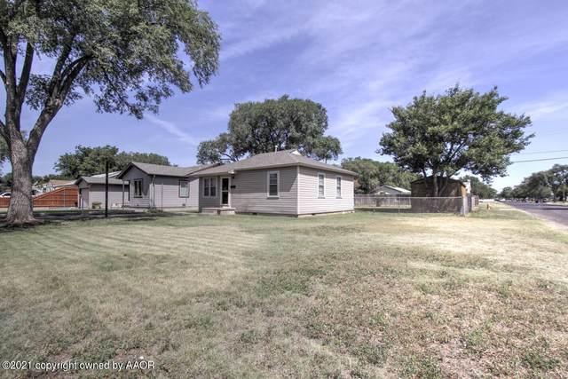500 45TH Ave, Amarillo, TX 79110 (#21-4828) :: Keller Williams Realty