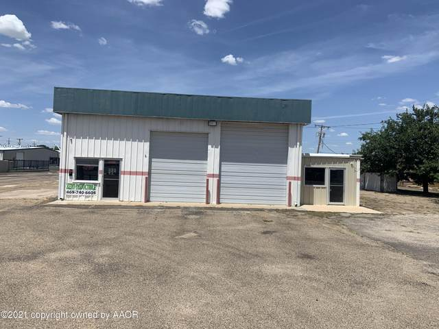 4018 Olsen Blvd, Amarillo, TX 79109 (#21-4834) :: RE/MAX Town and Country