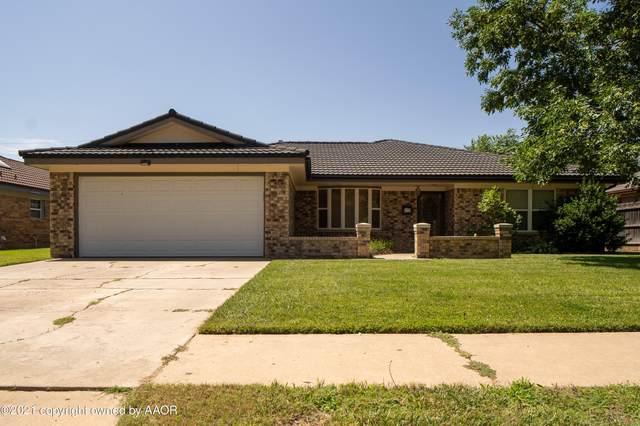 6607 Bayswater Rd, Amarillo, TX 79109 (#21-4836) :: Keller Williams Realty