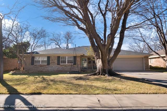 3922 Kileen Dr, Amarillo, TX 79109 (#21-484) :: Lyons Realty