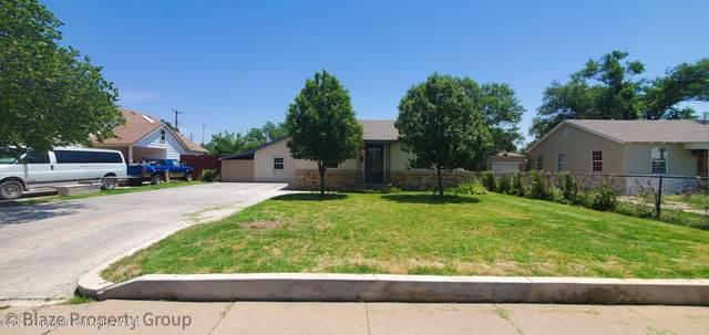 4109 Bonham St, Amarillo, TX 79110 (#21-4842) :: Keller Williams Realty