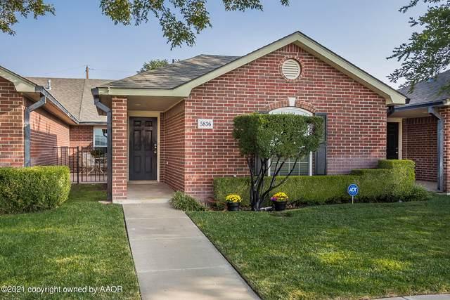 5836 Farmers Ave, Amarillo, TX 79109 (#21-4843) :: Keller Williams Realty