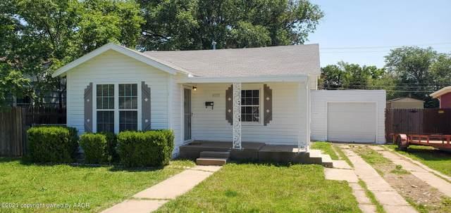 4005 Van Buren St, Amarillo, TX 79110 (#21-4844) :: Keller Williams Realty