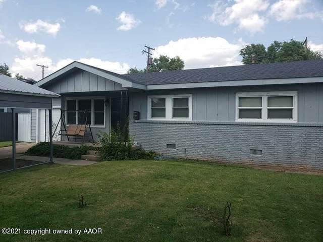 2113 Jackson Dr., Perryton, TX 79070 (#21-4845) :: Live Simply Real Estate Group